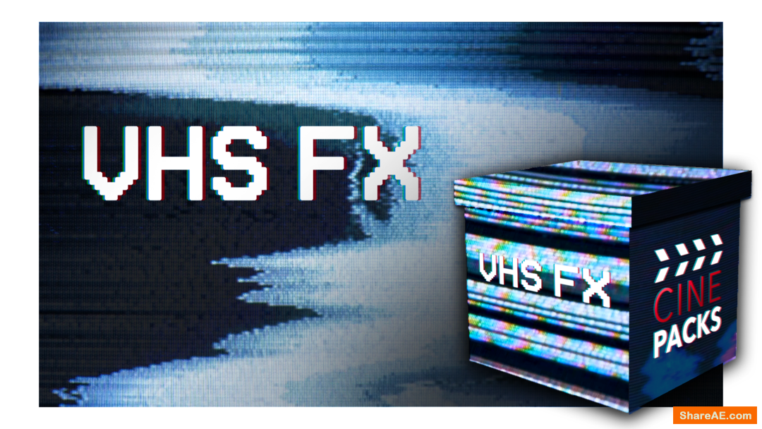 VHS FX - CinePacks