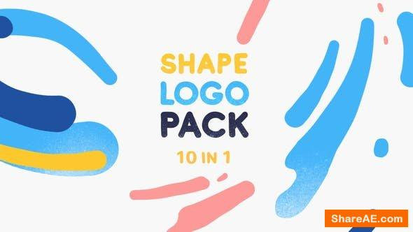 Videohive Logo Animations Bundle 10 in 1