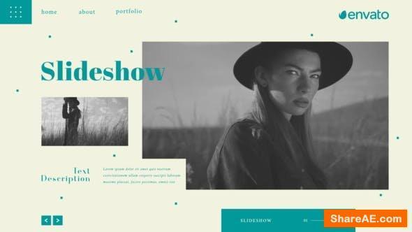 Videohive Modern Slideshow 23176590