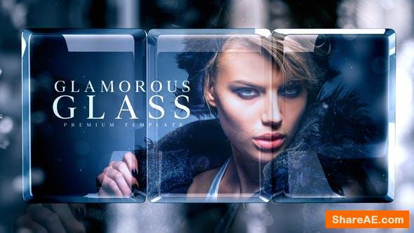 Videohive Glamorous Glass Fashion