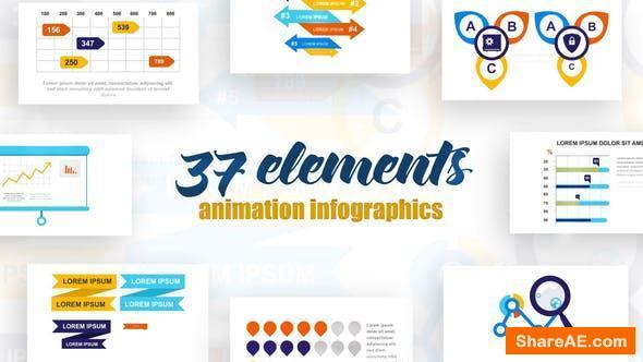 Videohive Infographics Vol.19