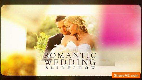 Videohive Romantic Wedding Slideshow 24428980