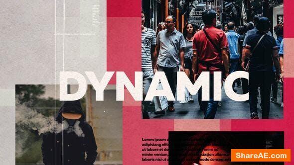 Videohive Stylish Dynamic Urban Opener