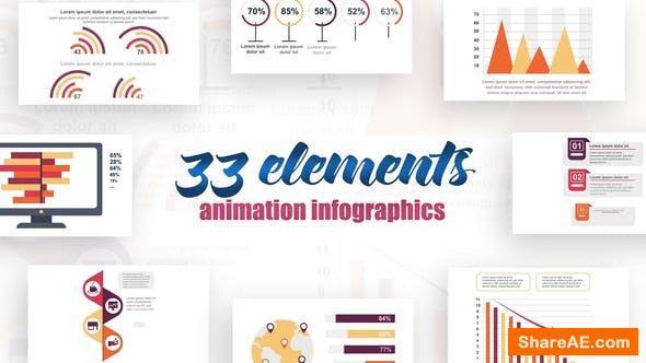 Videohive Infographics vol.11