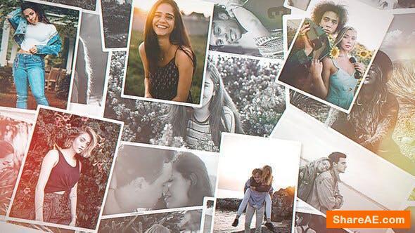 Videohive Memories Slideshow 24942267