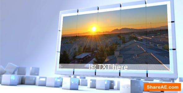 Videohive Cube assembly