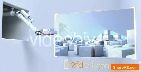 Videohive Wall Hands