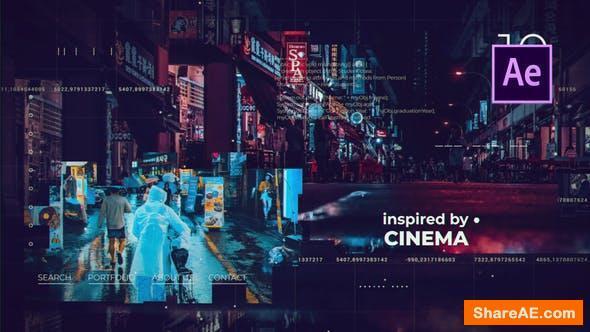 Videohive Sci Punk - Digital Promo