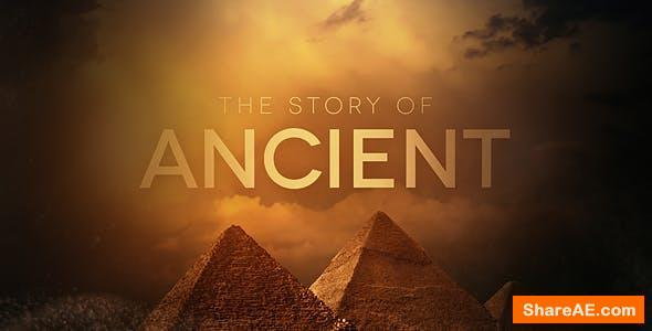 Videohive Ancient Opener 21407911