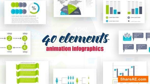 Videohive Infographics Vol.18