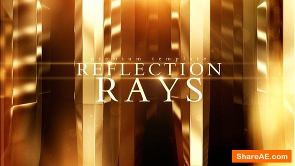 Videohive Reflection Rays