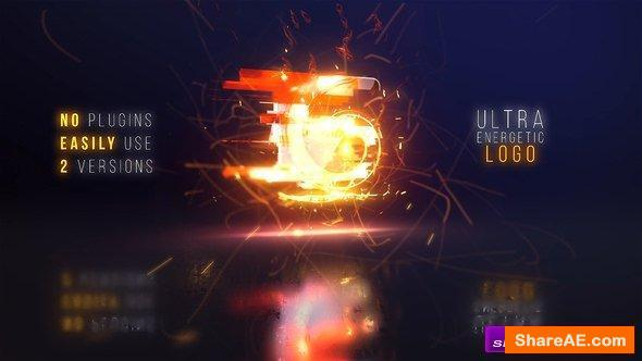 Videohive Ultra Energetic Logo
