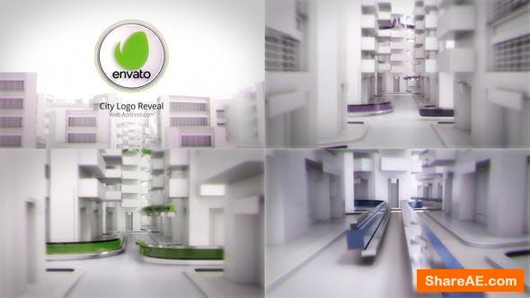 Videohive City Logo Reveal