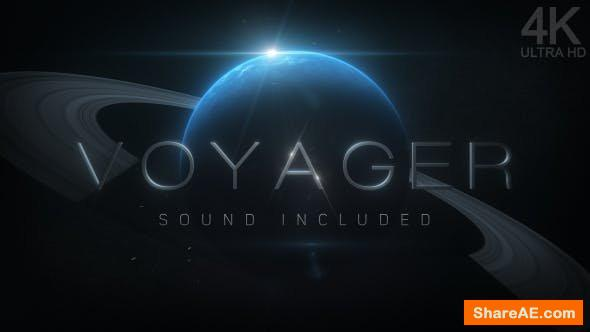 Videohive Planet Logo Title Reveal