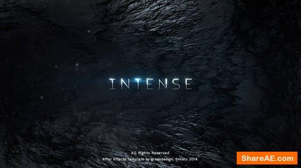 Videohive Intense   Trailer Titles