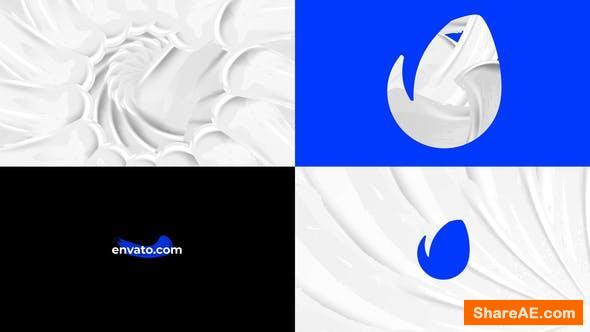 Videohive Paint Logo Reveal (5 in 1)