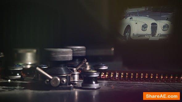 Videohive Moviola Classic film