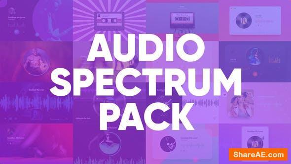 Videohive Audio Spectrum Pack