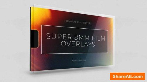 8mm Film Overlays - Vamify