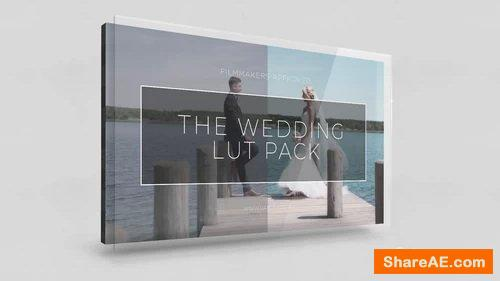 LUT Pack for Wedding Filmmakers - Vamify