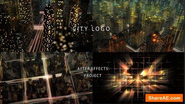 Videohive City Logo