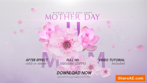 Videohive Mother Day Titles l Mother Day Wishes l Mother Day Template l World Best MOM l MUM Wishes