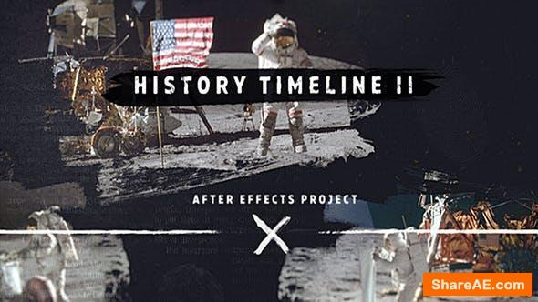 Videohive History Timeline II