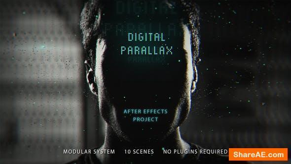 Videohive Digital Parallax 23246456