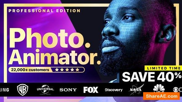 Videohive Photomotion X - Biggest Photo Animation Toolkit (5 in 1) V10.3.2