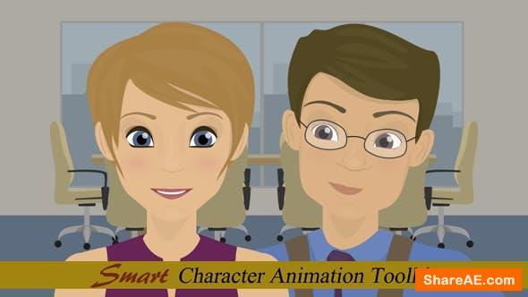 Videohive Smart Character Animation Toolkit