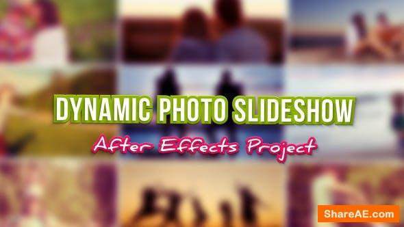 Videohive Dynamic Photo Slideshow