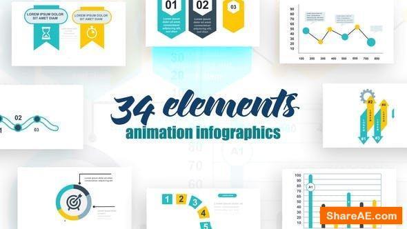 Videohive Infographics vol.16