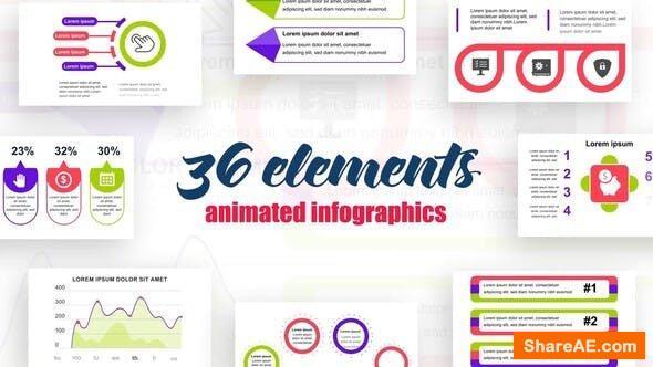 Videohive Infographics Vol.5