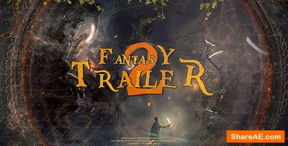 Videohive Fantasy Trailer 2