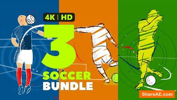 Videohive The Soccer Sport Bundle