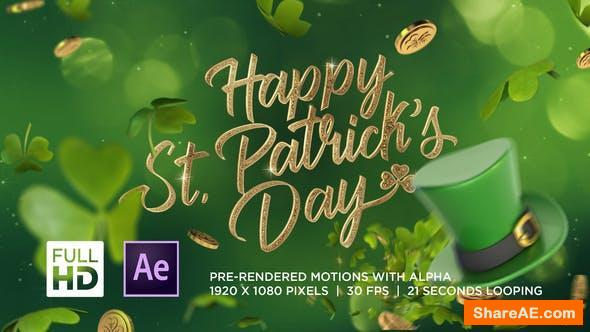 Videohive St Patrick's Day Greeting