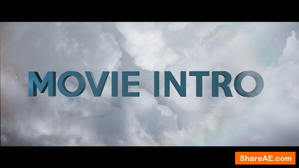 Videohive Movie Intro