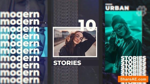 Videohive Modern Stories