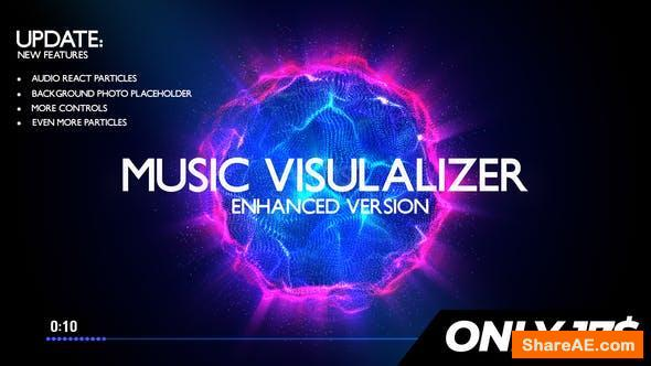 Videohive Audio React Music Visualizer 22057731