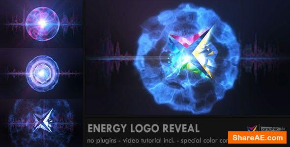 Videohive Energy Logo Reveal 6444033