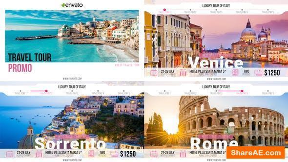 Videohive Travel Tour Promo