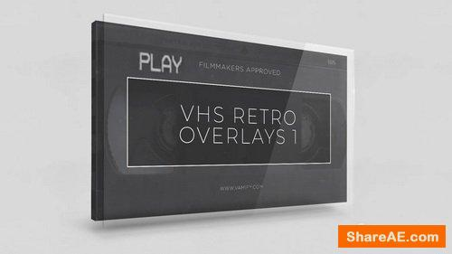 VHS Overlay Pack - Vamify