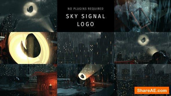 Videohive Sky Signal Logo II