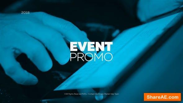 Videohive Event Promo 22372563