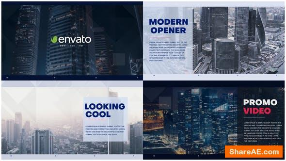 Videohive The Presentation