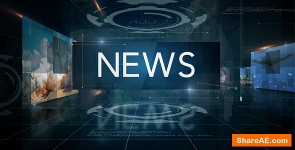 Videohive News 15042686