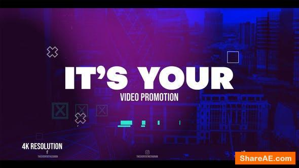 Videohive Stomp - Energetic