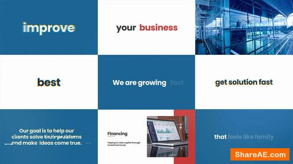 Videohive Stomp Business Promo