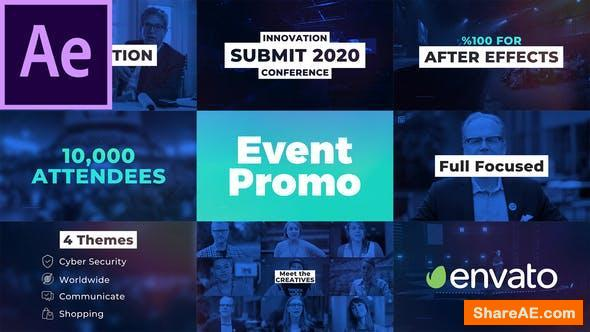 Videohive Event Promo I Conference for After Effects