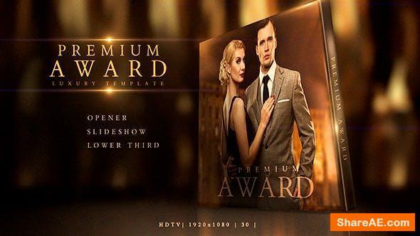 Videohive Premium Award Pack